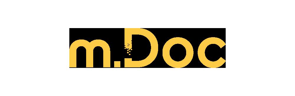 Logo m.Doc